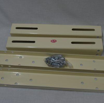 Soporte unidad exterior aire acondicionado 525 mm desmontado.