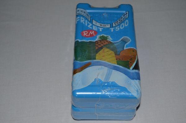 Pack 2 acumuladores de frío 500ml