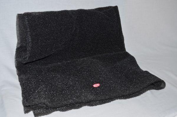 Filtro de espuma para climatizadores de 1 x 1 metro y 5 mm grueso