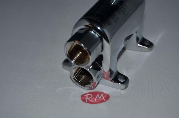 Grifo a pedal de 1 agua para fijar en el suelo