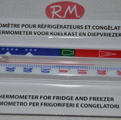 Termómetro para frigorífico, congelador -30°+40°