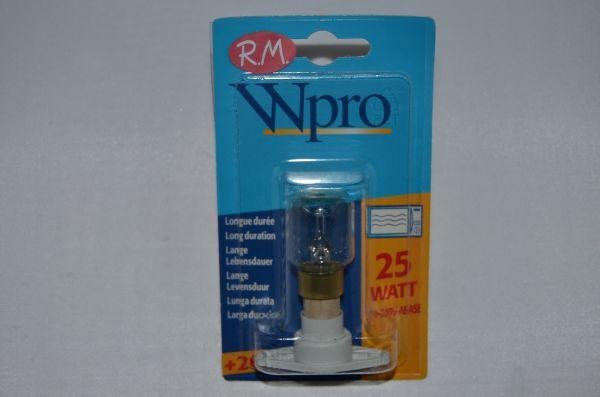 Bombilla para microondas 25w. con soporte