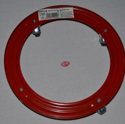 Soporte con ruedas para bombona de gas butano