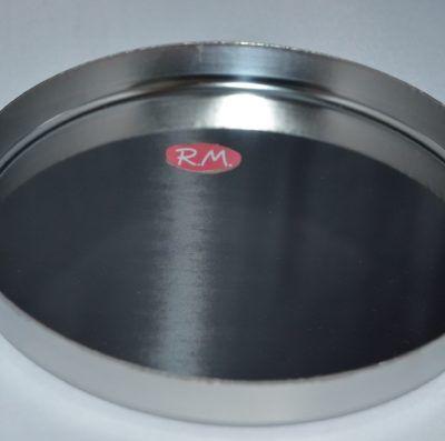 Cubreplacas eléctricas Ø165mm Inox