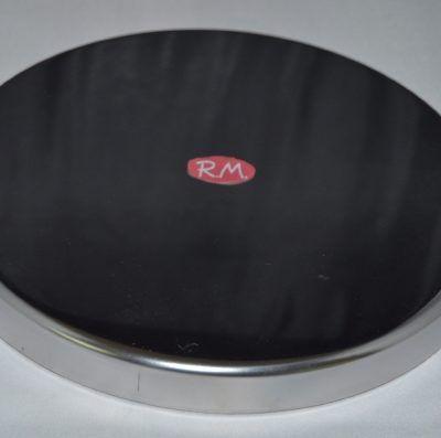 Cubreplacas eléctricas Ø200 mm Inox.