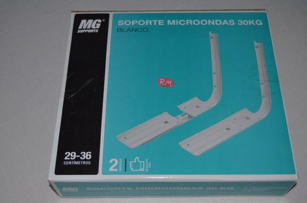 Soporte horno microondas extensible