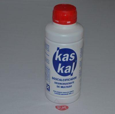 Desincrustador de cal multiuso Kas-kal 500cc