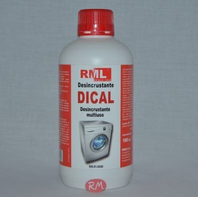Desincrustador de cal multiuso Dical 1000 ml