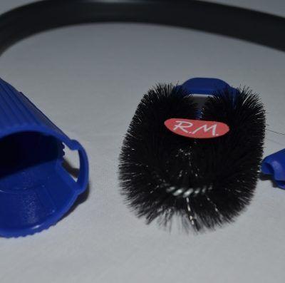 Cepillo flexible universal para radiador