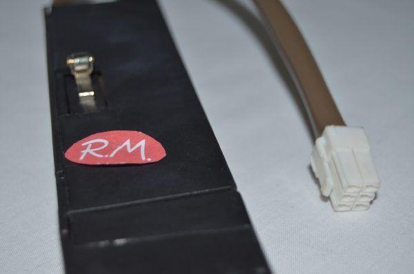 Botonera campana Teka CNL-1001-2002 1°-2° velocidad 81436013