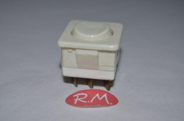 Interruptor blanco 3 posiciones motor campana Nodor 1186