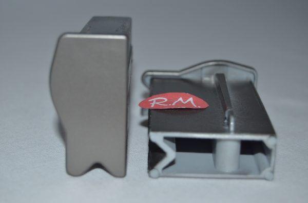 Juego laterales tirador campana Teka CNL2002 INOX 81436021 + 814360