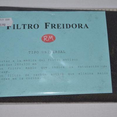 Filtro standard freidora 330x260mm