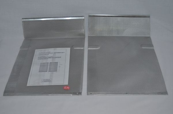 Filtro aluminio campana Mepamsa 280 x 445 mm CL60
