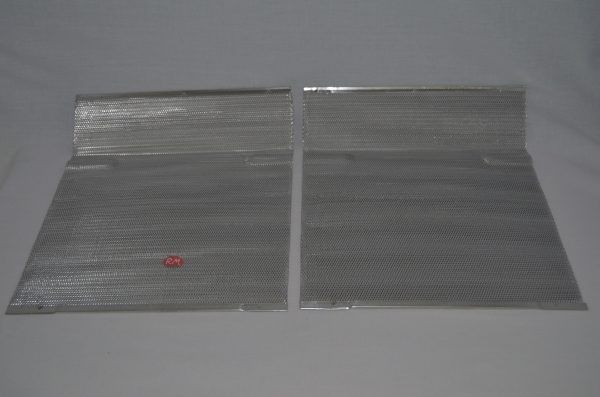 Filtro aluminio campana de 70 cm Nodor 314 x 381 mm
