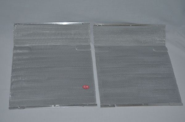 Filtro aluminio campana de 70 cm Nodor 310 x 380 mm