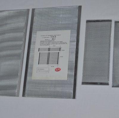 Filtro aluminio campana Teka 60I 99313824