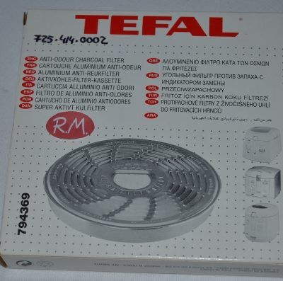 Filtro freidora Tefal redondo 794369
