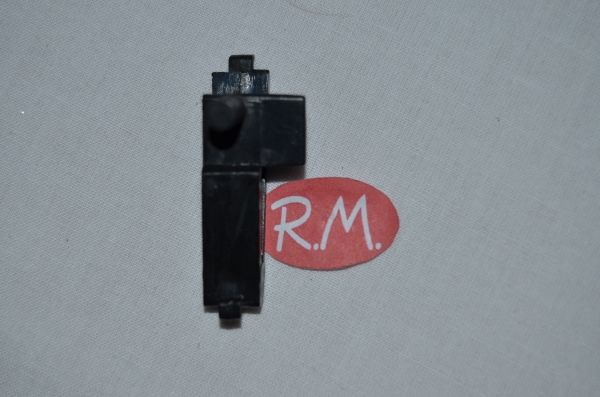 Soporte tapa filtro campana Corberó EX595 negro
