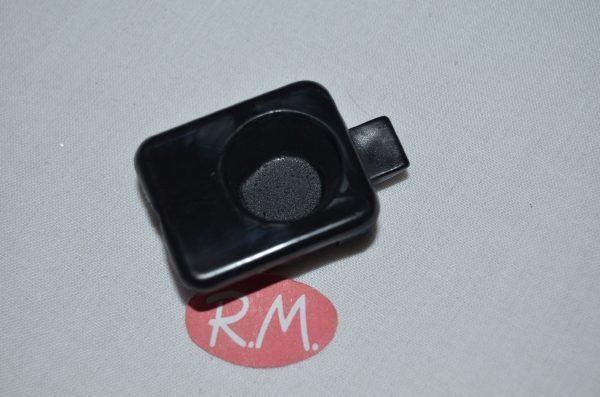 Cierre tapa filtro campana Teka C602 negro 61801271
