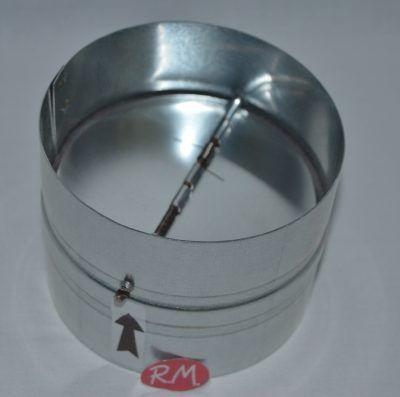 Válvula antirretorno aire campana Ø100 mm