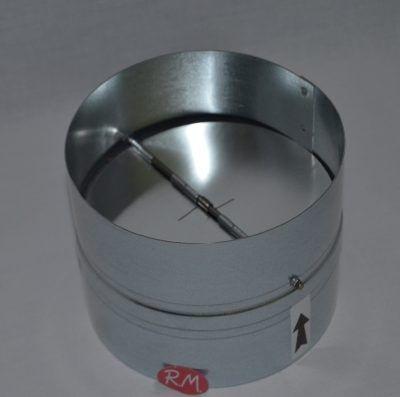 Válvula antirretorno aire campana Ø125 mm