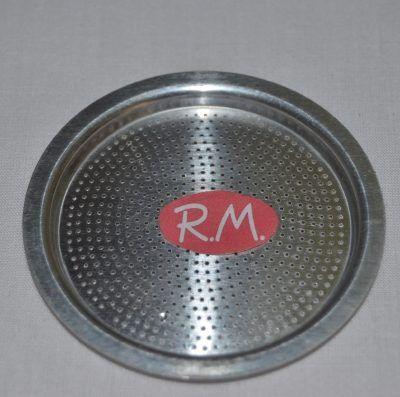 Filtro cafetera aluminio Oroley 9 taza Ø 73 mm