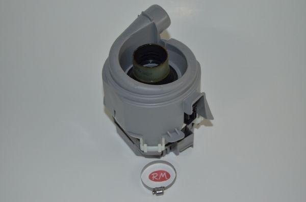 Motor lavado con resistencia lavavajillas Balay 00651956