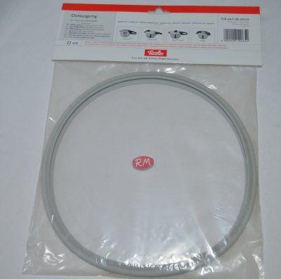 Goma tapa olla rápida a presión Fissler Ø220mm 03866700205-0