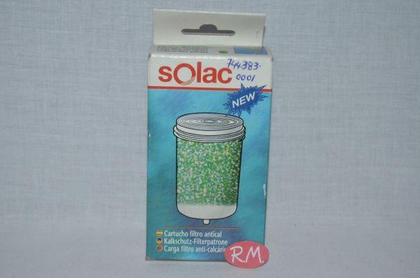 Filtro antical vaporetta de mano Solac 95601
