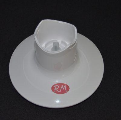 Tapa engranaje vaso 500ml picadora Braun 4191