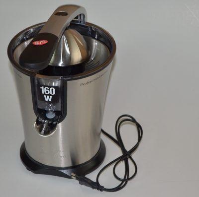 Jata exprimidor electrico EX1029 inox con brazo