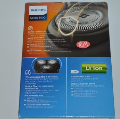 Philips afeitadora S3110 - 06 serie 3000