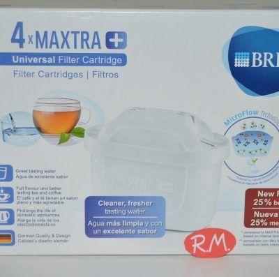 Pack de 4 filtros jarra Brita Maxtra+