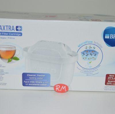 Pack de 6 filtros jarra Brita Maxtra+
