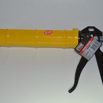 Pistola de cremallera para cartucho de silicona Stein