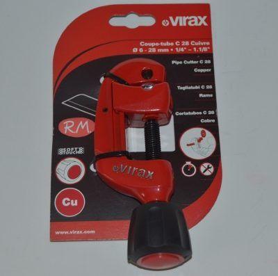 """Cortatubos cobre Virax C 28 1 / 4 a 1"""" 1 / 8Cortatubos cobre Virax C 28 1 / 4 a 1"""" 1 / 8"""