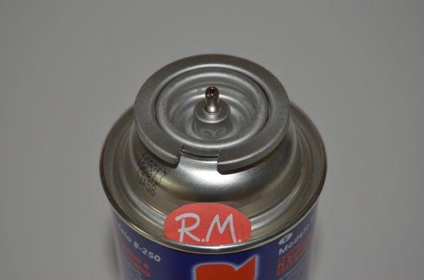 Cartucho de gas 227 gr Butsir B-250