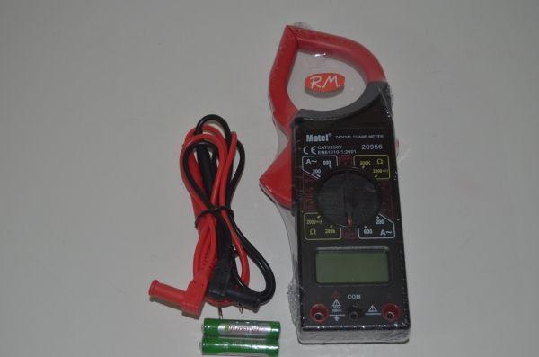 Comprobadores eléctricos