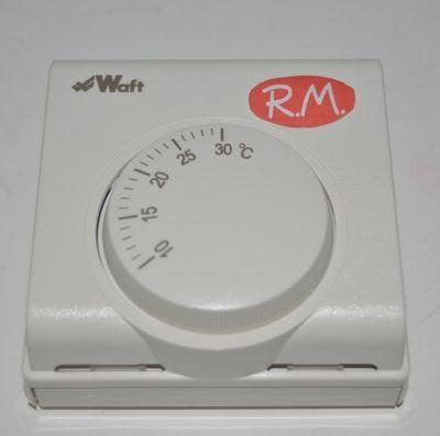 Termostato de ambiente manual Waft TR010