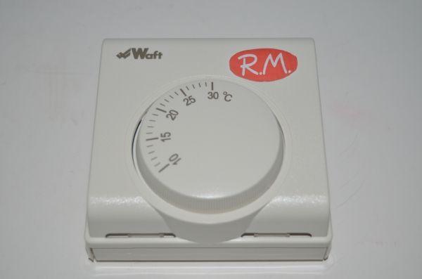 Termostato de ambiente manual waft tr010 - Termostato para calefaccion ...