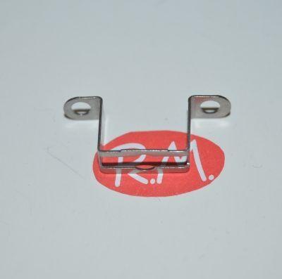 Fijación de dos agujeros para termostato Ø16mm