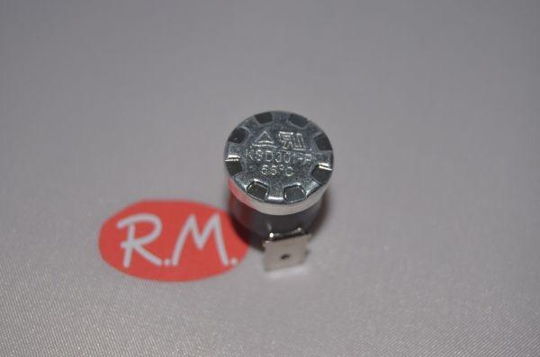 Termostato fijo Ø 16 mm NC 55° sin anclaje 481928248103