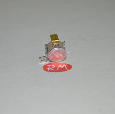 Termostato fijo Ø 16 mm NC 160° con anclaje