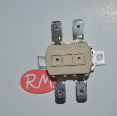 Termostato fijo doble cerámico secadora C180° C260°