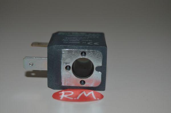 Bobina electroválvula A-57 22 x 28 x 30 mm