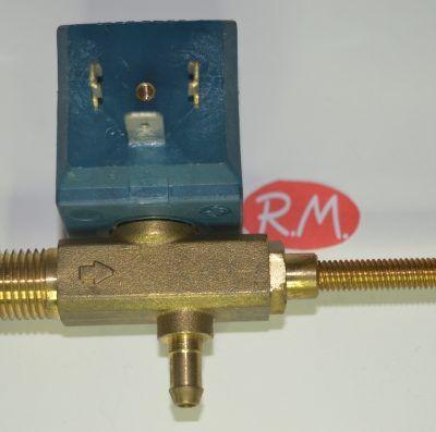 """Electroválvula con regulador vaporella Polti serie 55 1 / 4 """""""