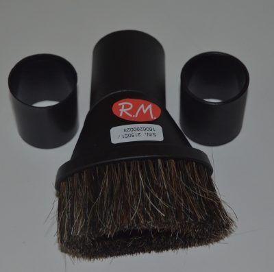 Cepillo brocha aspirador de polvo 35 - 30 mm