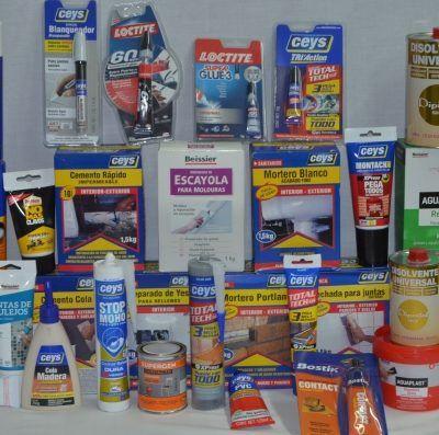 Adhesivos - Lubricantes
