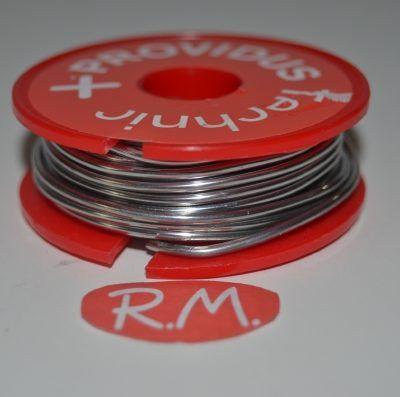 Rollo 100 gramos estaño 33 % + resina SN100